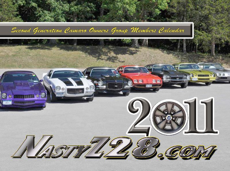 2011 club calendar - ON SALE NOW!