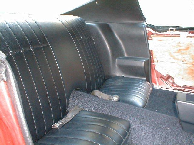 North Georgia Classic Camaro Carpet Floor Amp Seat Belt