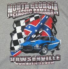 NGCC Tshirt, Heather