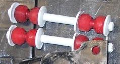 urethane swaybar end link kit