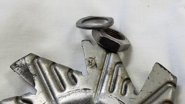 Alternator fan and nuts.jpg