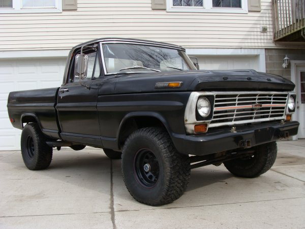 I did this last year with my 69 Ford and it wasn\u0027t even close to stock & New to PA - Antique plates   NastyZ28.com