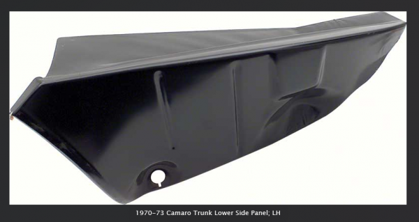 Trunk Lower Side Panel - LH Classic Industries.png