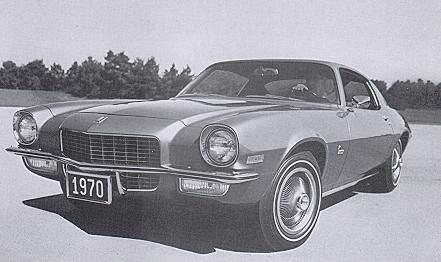 1970 Camaro data - Statistics, facts, decoding, figures & reference