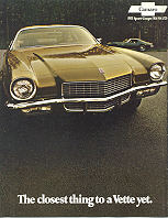 Click here to view 1971 Dealer Sales Brochure