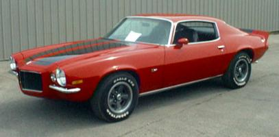 Camaro  on 1971 Camaro Data   Statistics  Facts  Decoding  Figures   Reference