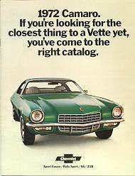 Click here to view 1972 Dealer Sales Brochure