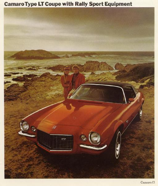 1973 Camaro data - Statistics, facts, decoding, figures ...