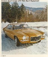 1973 Rally Sport Camaro