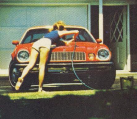 1975 Camaro Data Statistics Facts Decoding Figures