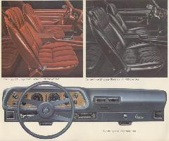 1976 Type LT Interior