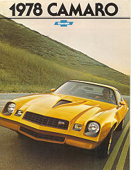 Click here to view 1978 Dealer Sales Brochure