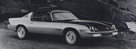 1979 Camaro Parts and Restoration Information