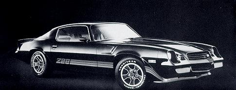1980 Camaro Data Statistics Facts Decoding Figures