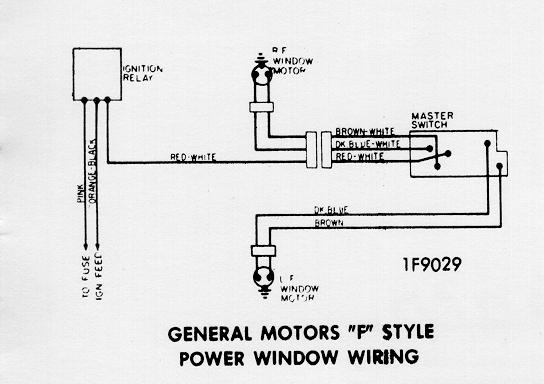 Camaro wiring diagrams electrical information troubleshooting power windows 1973 asfbconference2016 Gallery