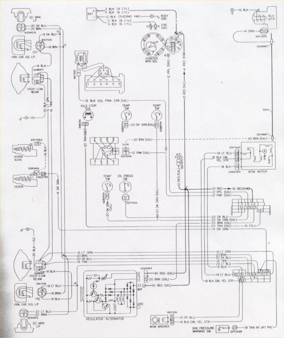 76w eng camaro wiring & electrical information 1976 camaro wiring diagram at fashall.co