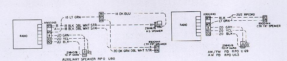 Camaro Radio Equipment Information
