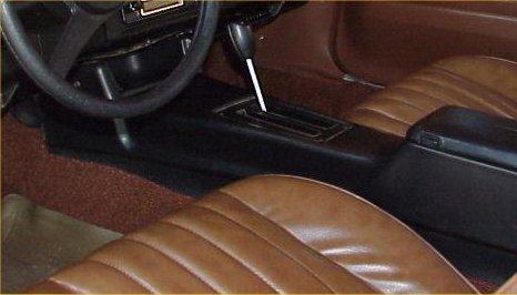 1973 - 1981 Console