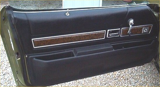 Click to view full size & Camaro Door Panel restoration and information