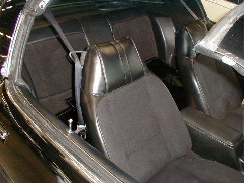 1980 Custom interior