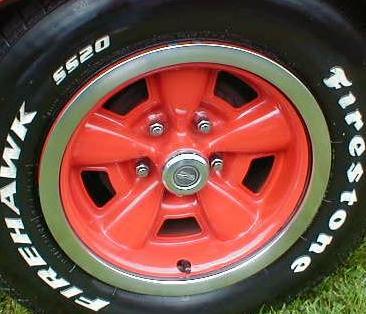 camaro z28 wheel