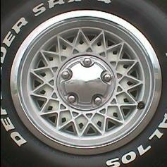 camaro polycast wheel