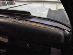 Camaro Dashboard