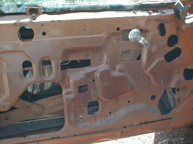 NEW! 1969 FIREBIRD TRANS AM /& CAMARO DOOR HINGE ASSEMBLY RIGHT LOWER