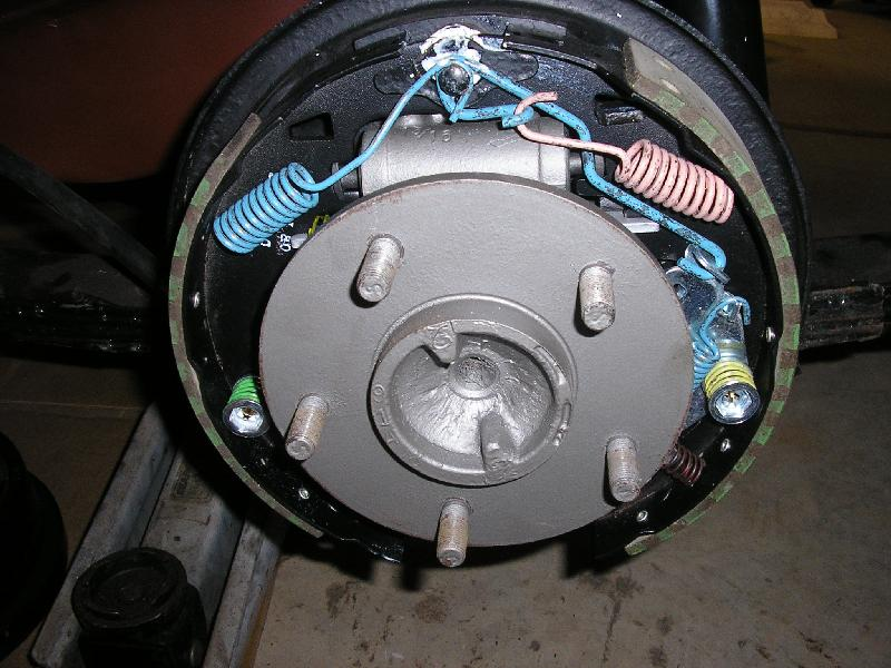 1992 camaro rear drum brake diagram