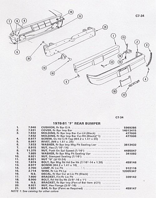 2014 chevrolet camaro parts diagram html