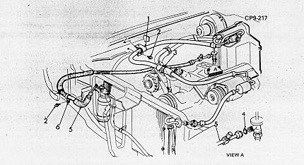 Ac Hose on 1970 Chevelle Wiring Diagram