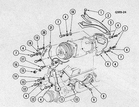 Wiring Diagram For 1971 Chevy Truck Ac