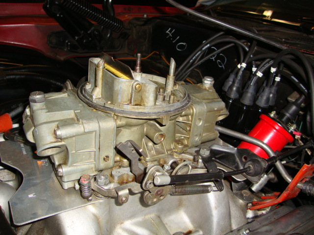 Throttle return spring | NastyZ28 com