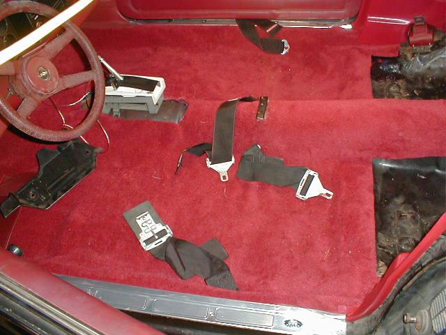 1979 camaro carpet floor matttroy for 1979 trans am floor mats